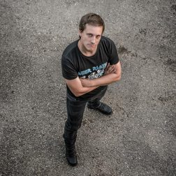 Reverend Hound-Bassist Markus