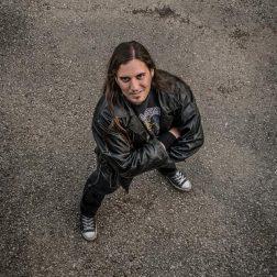 Reverend Hound-Gitarrist Sebastian Weinstock