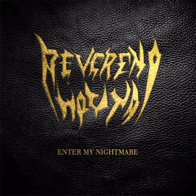 Das Titelbild der Reverend Hound-EP Enter My Nightmare