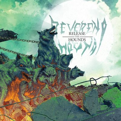 Das Artwork zu Release The Hounds