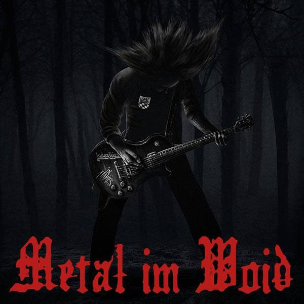 """Das Maskottchen des """"Metal Im Woid""""-Festivals"""